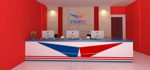 Rekening Resmi FAAST Penerbangan